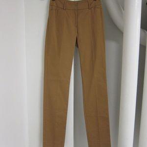 Light Brown Piazza Sempione Trouser